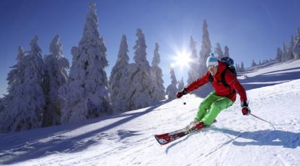 7 places you didn't know you could go skiing
