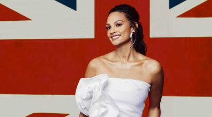 Alesha Dixon calls out Simon Cowell for meowing at her during Britain's Got Talent