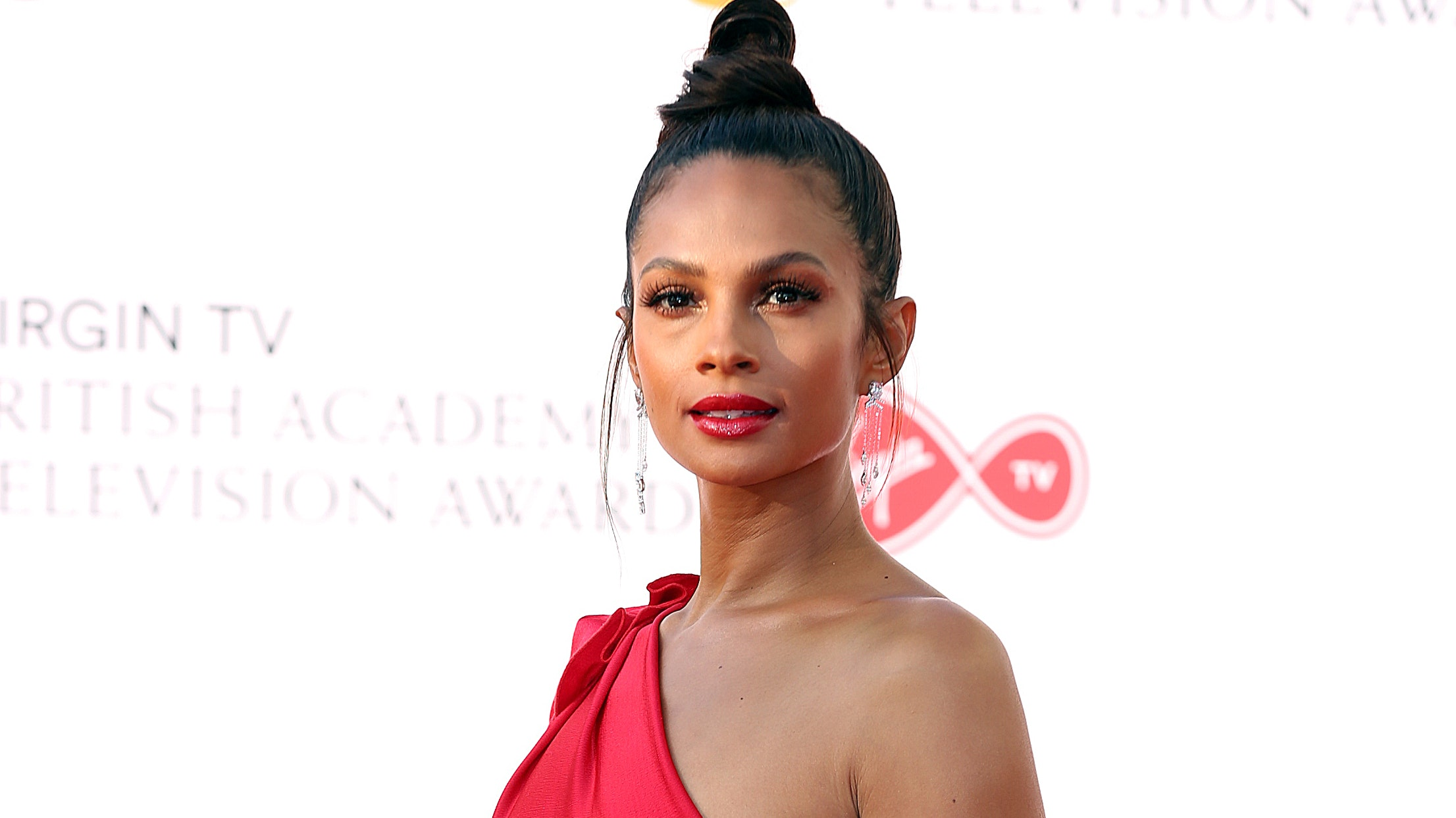 0971f31abd5e Alesha Dixon has said she hopes for a world where the conversation about  racial diversity in society is not needed.