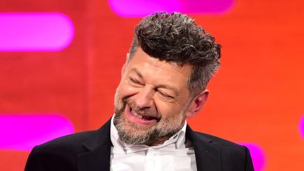 Andy Serkis' Gollum reads Trump tweets and it's creepily awesome