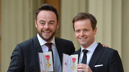 Ant and Dec - 9 surprising facts about the BGT stars