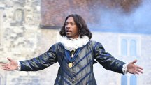 Ashley Walters in Drunk History