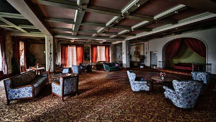 Beguiling photos of Europe's abandoned hotels reveal forgotten grandeur
