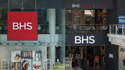 BHS is back online, but what's it selling now?