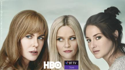Big Little Lies on BT TV Store