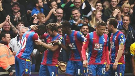 Bolasie leads way as Palace ruin Pulis return