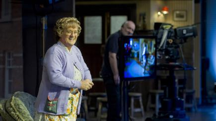 Brendan O'Carroll as Mrs Brown [BBC]