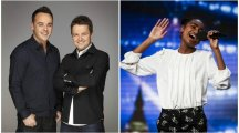 Britain's Got Talent 2016: Ant and Dec hit the golden buzzer for teenager Jasmine Elcock