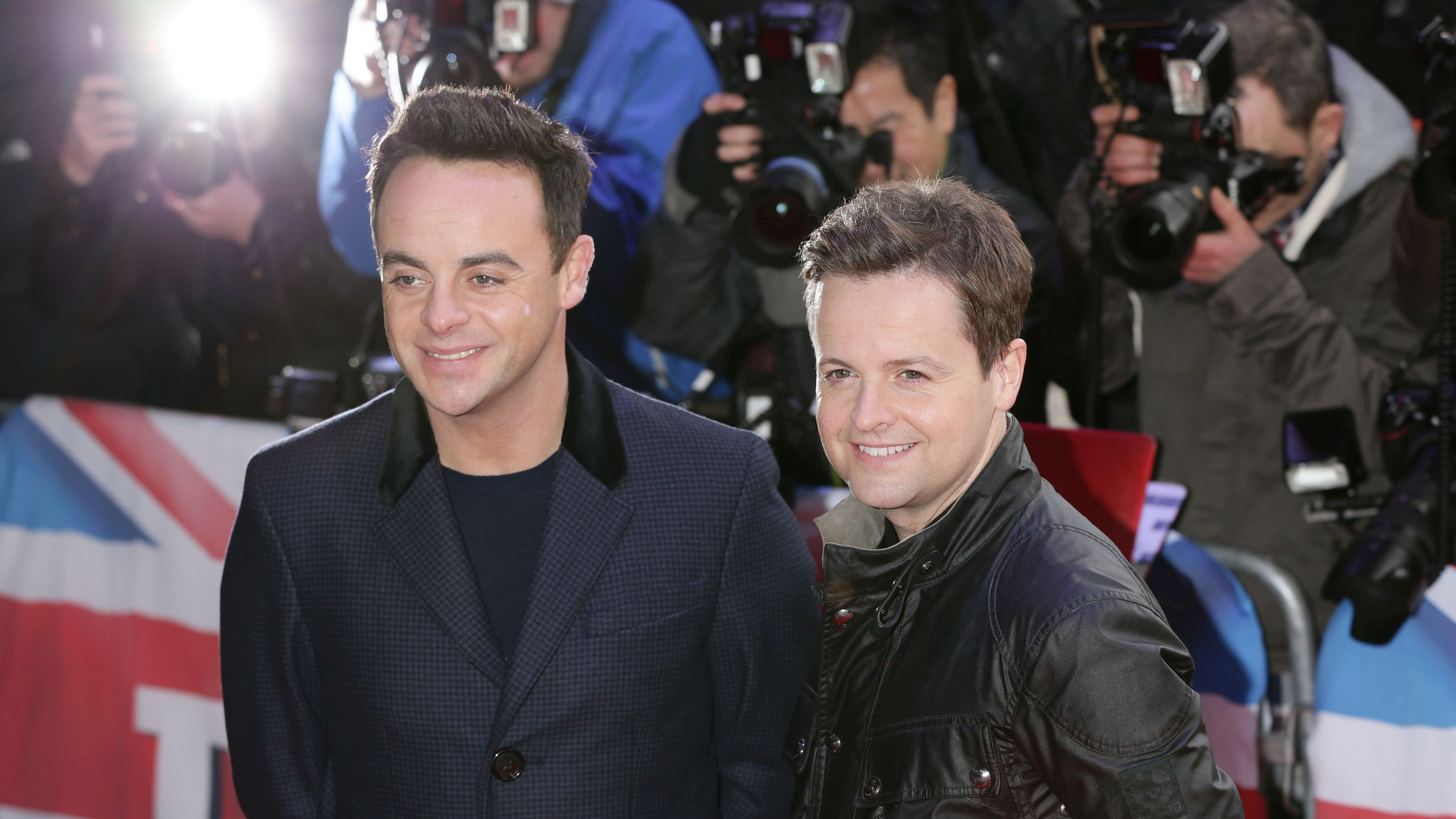 Dec wins praise for hosting solo as two acts make BGT final