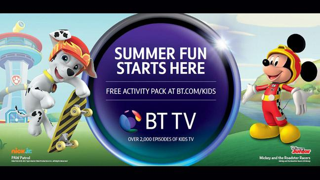 bt tv kids - Kids Images Free