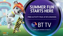 BT TV Kids