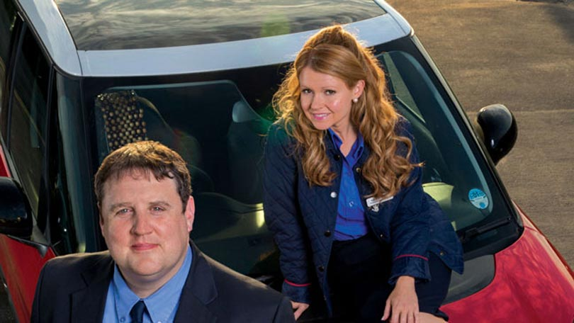 Peter Kay Car Share specials air date revealed