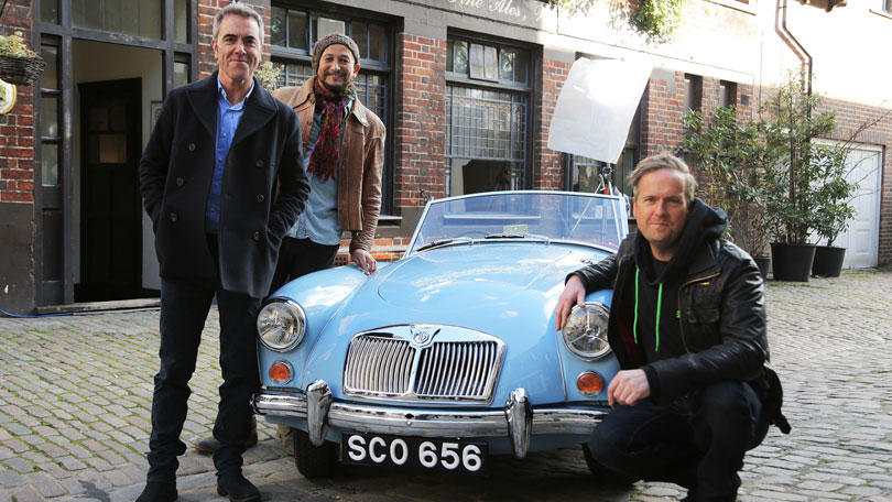 James Nesbitt On The Emotional Episode Of Car Sos That Saved A Grieving Family