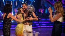 Caroline Flack and Pasha Kovalev crowned Strictly Come Dancing champions 2014