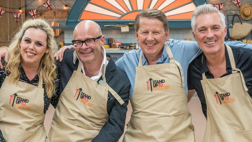 The Great Celebrity Bake Off For SU2C Watch Online ...