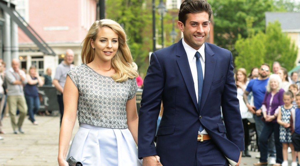 Celebs Packed The Church For Michelle Keegan And Mark Wright S Wedding Bt