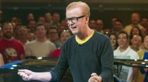 Chris Evans hits back at critics...new Top Gear is a hit - official!