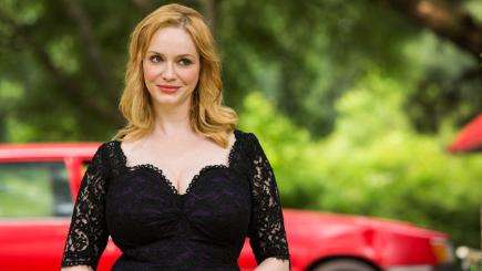 Christina Hendricks in Hap and Leonard