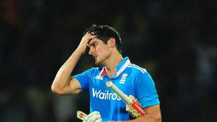 Cook dropped as ODI captain