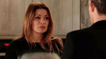 Corrie's Alison King reveals why she regrets not wearing flats on her first day as Carla Connor