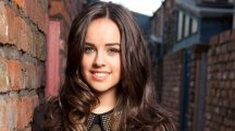 Corrie's Katy and her doomed new romance