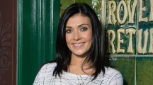 Corrie's Kym Marsh reveals she's desperate for Steve and Michelle to stay together as an old flame threatens their marriage