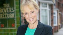 Corrie's Sally Dynevor does not want Kevin back