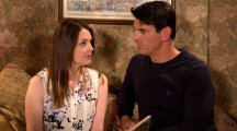 Corrie's Tristan Gemmill: Tracy Barlow will confess to starting flat fire