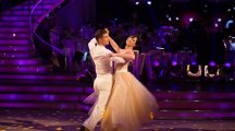 Daisy Lowe flies to top of the Strictly leaderboard after week one