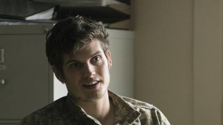 Daniel Sharman in Fear the Walking Dead