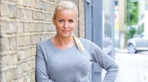 Davinia Taylor makes a whirlwind return to Hollyoaks as trouble-maker Jude