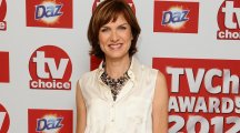 Dibley punch was Dawn's idea, says Fiona Bruce