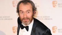 Stephen Dillane was a winner at the International Emmys