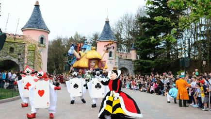 Disneyland Paris is facing claims that British tourists are being charged more than their French counterparts