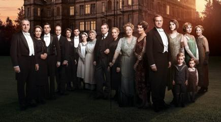 Downton Abbey film script disappeared, says Jeremy Swift