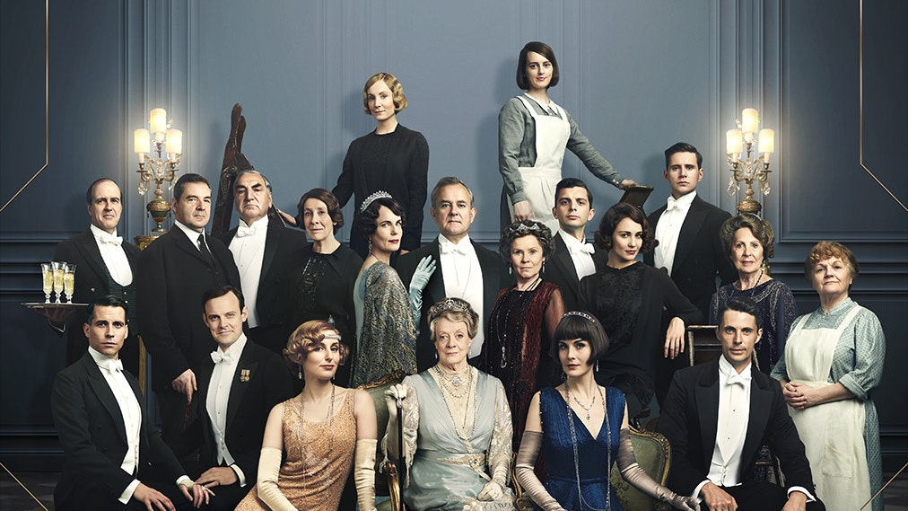 'Downton Abbey' movie trailer out