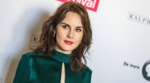 Downton Abbey's Michelle Dockery discusses music and Lady Mary