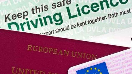 Driving licence changes set to cause car-hire chaos for Brits abroad