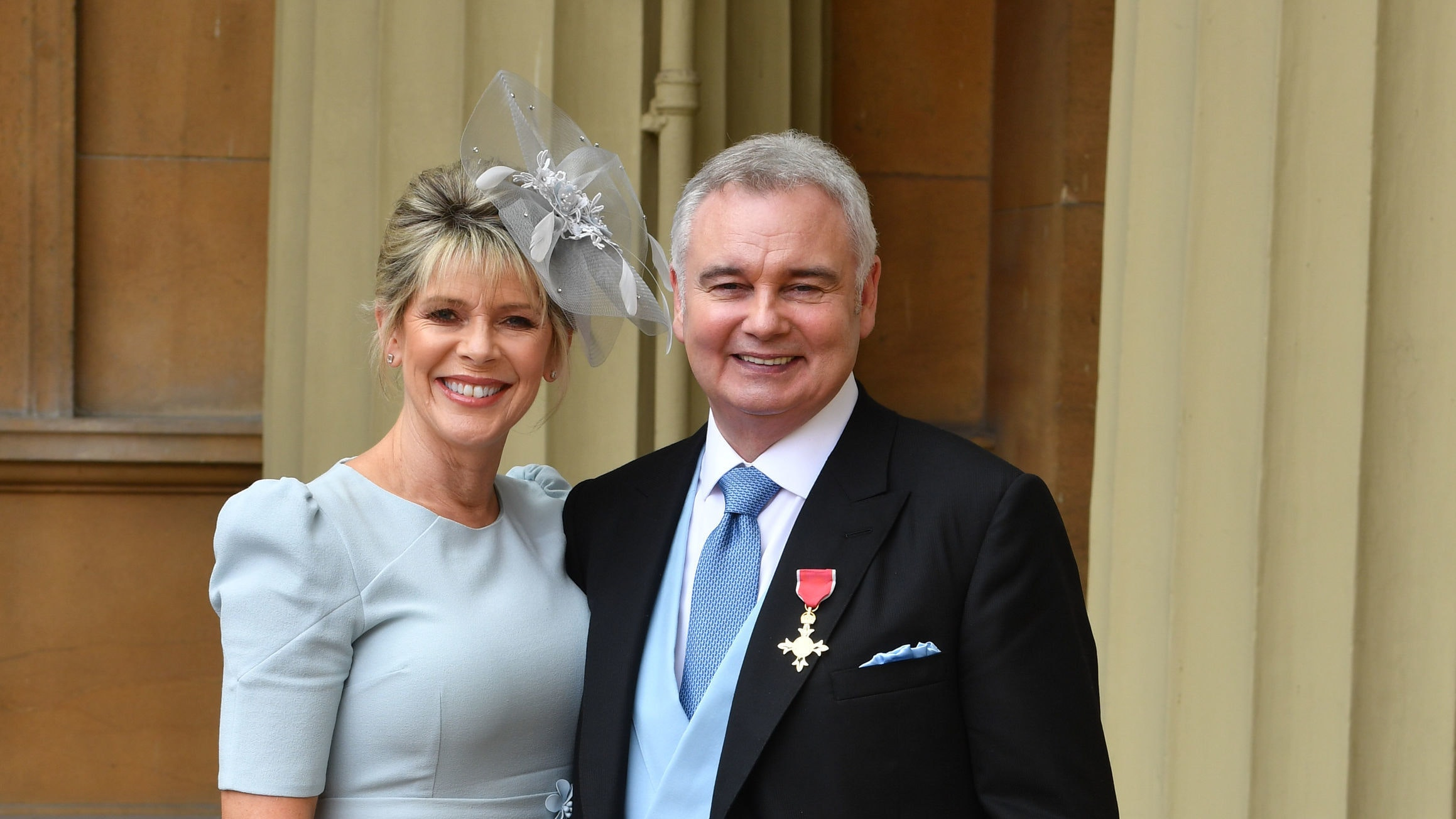 eamonn holmes and ruth langsford show breached tv rules bt. Black Bedroom Furniture Sets. Home Design Ideas