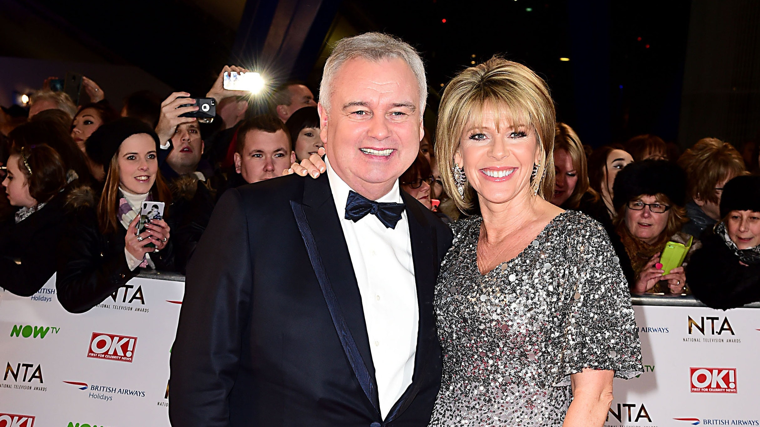 foto Ruth and Eamonn's new show, Do The Right Thing, proved a huge hit with viewers