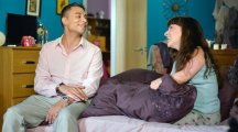 EastEnders' Lisa Hammond: Donna and Fatboy are a 'great match'