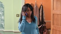 Denise Fox (DIANE PARISH) has been ruffling feathers. Photo credit: BBC
