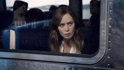 Emily Blunt in The Girl on the Train.