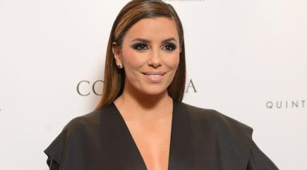 Eva Longoria says she's not pregnant - just bloated from cheese