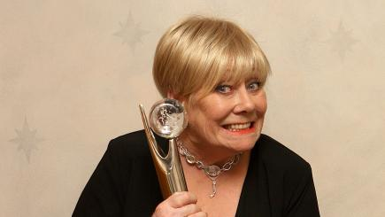 Ex-Corrie star Liz Dawn 'quite chipper' as she recovers in hospital