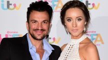 'Excited' Peter Andre to have second child with wife Emily MacDonagh