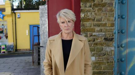Fans are not too happy about EastEnders' Shirley taking a prison stint for Mick