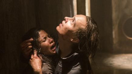 Nick (Frank Dillane) and Luciana (Danay Garcia) from Fear the Walking Dead