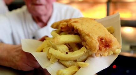 Find out where the best fish and chip shops in your region are