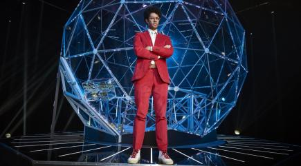 First look at Richard Ayoade on The Crystal Maze